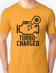 Turbocharged check engine light Unisex T-Shirt
