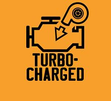 Turbocharged check engine light Unisex T-Shirt