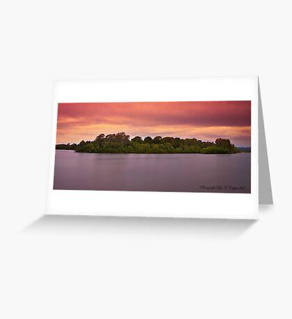 Coocumbac Island 01 Greeting Card