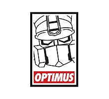 Optimus by tombst0ne