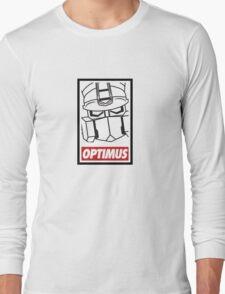 Optimus Long Sleeve T-Shirt