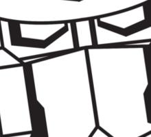 Optimus Sticker
