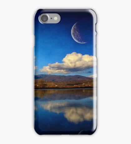 Autumn Epic Blues iPhone Case/Skin