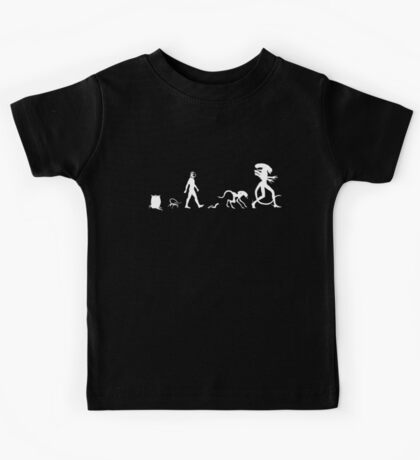 Xenomorph Evolution Kids Tee