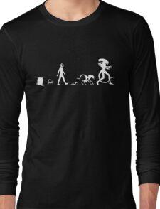 Xenomorph Evolution Long Sleeve T-Shirt
