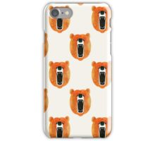 Bears In the Wild iPhone Case/Skin