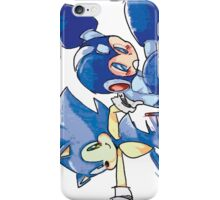 Sonic & Megaman iPhone Case/Skin