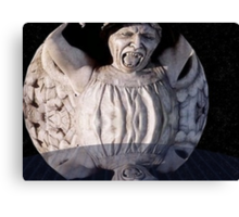 Weeping Angels Canvas Print