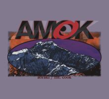 AMOK - aoraki / mt. cook Kids Clothes
