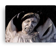 Weeping Angels 2 Canvas Print