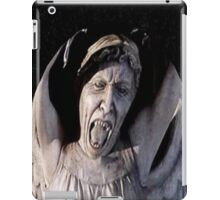 Weeping Angels 2 iPad Case/Skin
