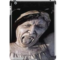 weeping angel 3 iPad Case/Skin