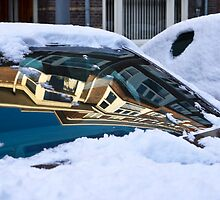 Winter time in Amsterdam by dominiquelandau