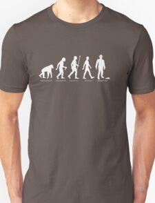 Evolution of Mondas Cybermen Unisex T-Shirt