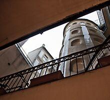 A staircase 2. by Ilona Barna