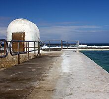 Merewether Baths Pump House by Timothy John Keegan