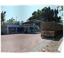 Bluewater Springs Roadhouse Poster