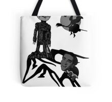 Witches Cry When Turtles Burn! -- Nicholas Cage / The Wicker Man Tote Bag