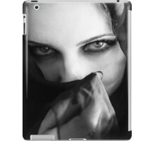 Portrait of a young woman iPad Case/Skin