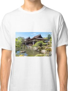 Temple of the Silver Pavilion, Japan  Classic T-Shirt