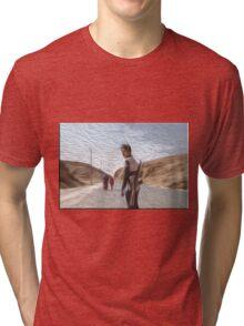 War Torn Tri-blend T-Shirt