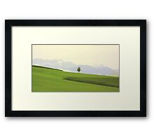 Quiet Solitude Framed Print