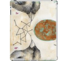 From A to B iPad Case/Skin