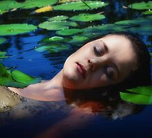 Lady of the Lillies by Jillian Merlot