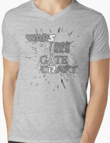 Star..... Mens V-Neck T-Shirt