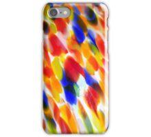 Rainbow Glass Lamp Shade iPhone Case/Skin