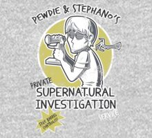 Pewdie & Stephano's Investigation Service by k-bot