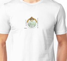 Refreshing Can of Fishy Pop Logo Unisex T-Shirt