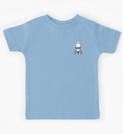 Cartoon Bomb [Small] Kids Tee