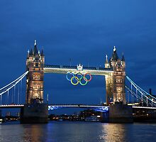 Tower Bridge by Flossy13