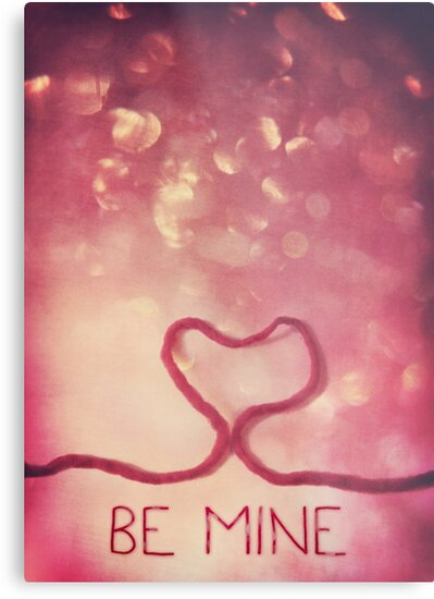 BE MINE by Sybille Sterk