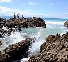 Watego Beach by ImagesbyRory