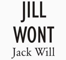 Jack Will by McElla Gregor