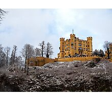 Schwangau Castle Photographic Print