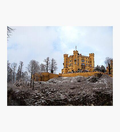 Schwangau Castle Photographic Print