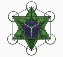 Metatron's Eyes by Tiduk