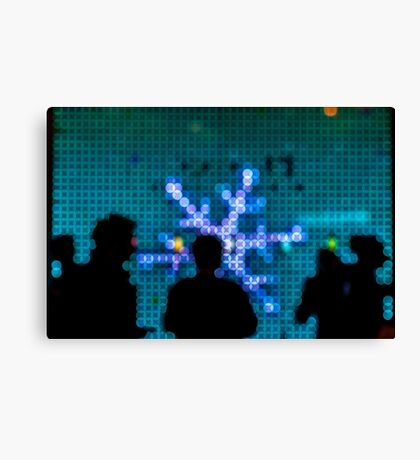 Cyber Monday Canvas Print