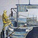 Ocean Reward, Filey by Sue Nichol