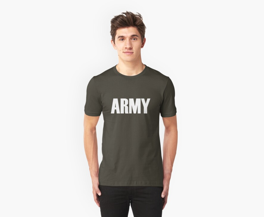 Army by McElla Gregor