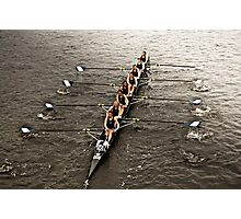 The Head Of The Charles Regatta 1 Photographic Print
