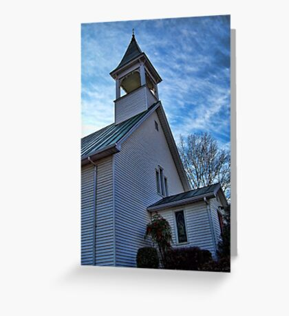 St James Lutheran Church Greeting Card