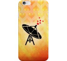 Love Antenna iPhone Case/Skin