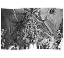 Ceiling of the Ossuary Poster