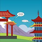 Japanese pagoda chatter by Binary-Options