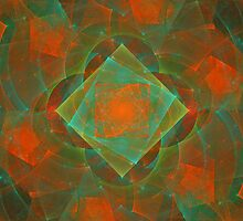 Orange Twist by James Brotherton