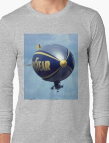 Bond Airship,Bankstown Airport,Australia 1999 Long Sleeve T-Shirt